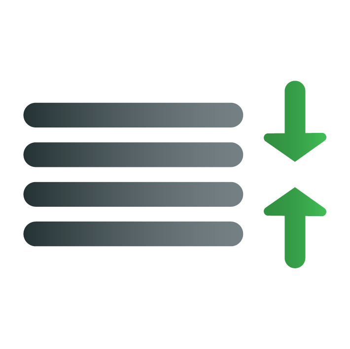 line-decrease