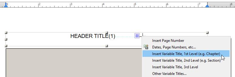 Master page variable header