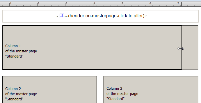 Page Layout and Master Pages
