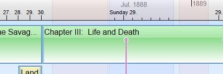 Timeline Timewarp
